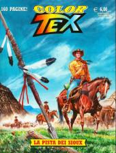 Tex (Color) -9- La pista dei sioux