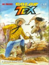 Tex (Color) -12- Sparate sul pianista e altre storie