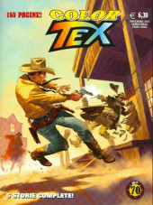 Tex (Color) -14- L'apache bianco e altre storie