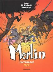 Merlin (Munuera) -INT02- Intégrale