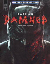 Free Comic Book Day 2019 (France) - Batman - Damned