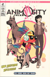 Free Comic Book Day 2019 (France) - Animosity Tales