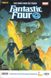 Free Comic Book Day 2019 (France) - Fantastic Four / Conan le Barbare