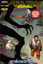 Free Comic Book Day 2019 (France) - Star Wars Adventures