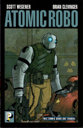 Free Comic Book Day 2019 (France) - Atomic Robo