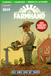 Free Comic Book Day 2019 (France) - Farmhand
