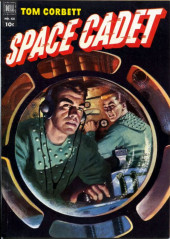 Four Color Comics (Dell - 1942) -421- Tom Corbett, Space Cadet