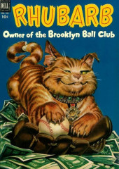 Four Color Comics (Dell - 1942) -423- Rhubarb, Owner of the Brooklyn Ball Club