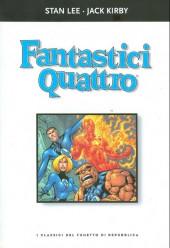 Classici del fumetto di Repubblica (I) -17- Fantastici quattro