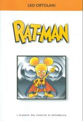 Classici del fumetto di Repubblica (I) -18- Rat-man