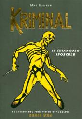 Classici del Fumetto di Repubblica (I) - Serie Oro -32- Kriminal