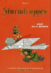 Classici del Fumetto di Repubblica (I) - Serie Oro -34- Sturmtruppen - Kosì va il mondo
