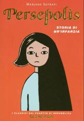 Classici del Fumetto di Repubblica (I) - Serie Oro -37- Persepolis