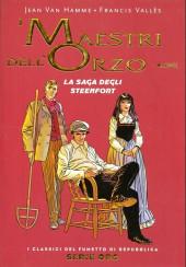 Classici del Fumetto di Repubblica (I) - Serie Oro -45- I maestri dell'orzo