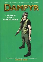 Classici del Fumetto di Repubblica (I) - Serie Oro -47- Dampyr - I misteri della transilvania