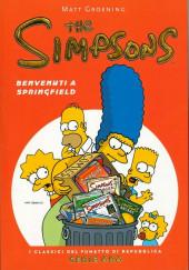 Classici del Fumetto di Repubblica (I) - Serie Oro -49- The Simpsons - Benvenuti a Springfield