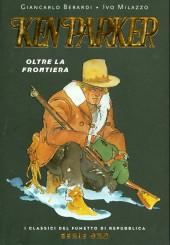 Classici del Fumetto di Repubblica (I) - Serie Oro -50- Ken Parker - Oltre la frontiera