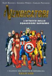 Classici del Fumetto di Repubblica (I) - Serie Oro -53- I vendicatori - L'attacco dello squadrone supremo