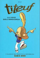 Classici del Fumetto di Repubblica (I) - Serie Oro -55- Titeuf - La voce dell'innocenza