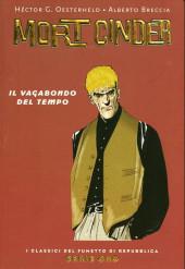 Classici del Fumetto di Repubblica (I) - Serie Oro -59- Mort Cinder - Il vagabondo del tempo