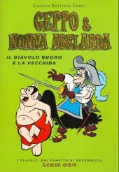 Classici del Fumetto di Repubblica (I) - Serie Oro -62- Geppo e nonna abelarda - Il diavolo buono e la vecchina