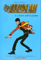 Classici del Fumetto di Repubblica (I) - Serie Oro -63- Lupin III - Il ladro gentiluomo