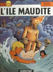 Alix -3c1986- L'Île maudite