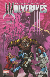 Wolverines (Marvel Deluxe)