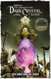 Free Comic Book Day 2019 (France) - The Power of the Dark Crystal