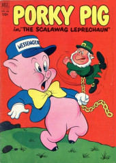 Four Color Comics (Dell - 1942) -426- Porky Pig in The Scalawag Leprechaun