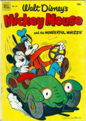 Four Color Comics (Dell - 1942) -427- Mickey Mouse and The Wonderful Whizzix