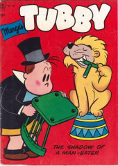 Four Color Comics (Dell - 1942) -430- Marge's Tubby: The Shadow of a Man-Eater