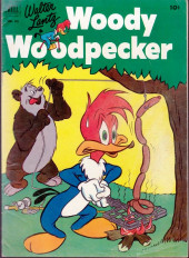 Four Color Comics (Dell - 1942) -431- Woody Woodpecker