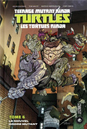 Teenage Mutant Ninja Turtles - Les Tortues Ninja (HiComics) -6- Le nouvel ordre mutant