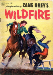 Four Color Comics (Dell - 1942) -433- Zane Grey's Wildfire