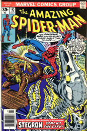 Amazing Spider-Man (The) (1963) -165- Stegron Stalks the City!
