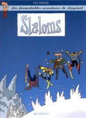 Lapinot (Les formidables aventures de) -2a98- Slaloms