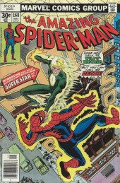 Amazing Spider-Man (The) (1963) -168- Murder on the Wind!