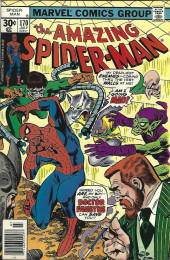 Amazing Spider-Man (The) (1963) -170- Madness Is All in the Mind!