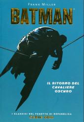 Classici del Fumetto di Repubblica (I) - Serie Oro -23- Batman - Il ritorno del cavaliere oscuro
