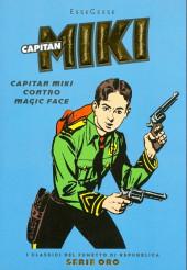 Classici del Fumetto di Repubblica (I) - Serie Oro -28- Capitan Miki - Capitan miki contro magic face