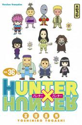 Hunter X Hunter -36- Tome 36