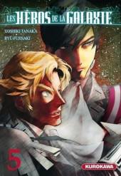 Les héros de la Galaxie -5- Tome 5
