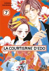 La courtisane d'Edo -7- Tome 7