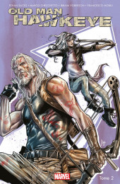 Old Man Hawkeye -2- Justice aveugle