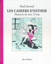 Les cahiers d'Esther -4- Histoires de mes 13 ans