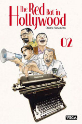 Red Rat in Hollywood (The) -2- Tome 2
