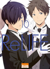 ReLIFE -10- Tome 10