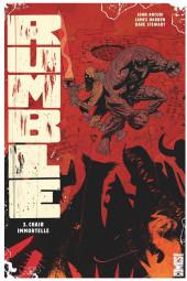 Rumble -3- Étreinte de l'immortalité