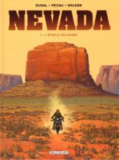 Nevada (Duval/Pécau/Wilson) -1- L'étoile solitaire